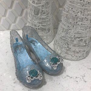 Shoes - Cinderella princess shoes, size 9/10
